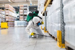 commercial industrial pest control