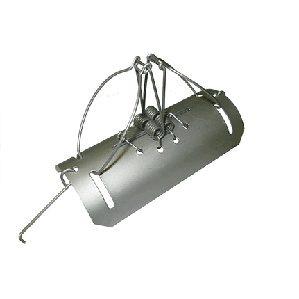 barrel mole trap